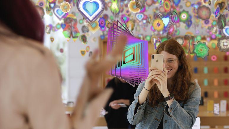Ir a uma loja da Apple e entrar no mundo da realidade virtual? Será possível